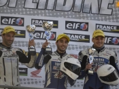 Le Mans: Supersport 600 - 1ère place d'Hugo Clere